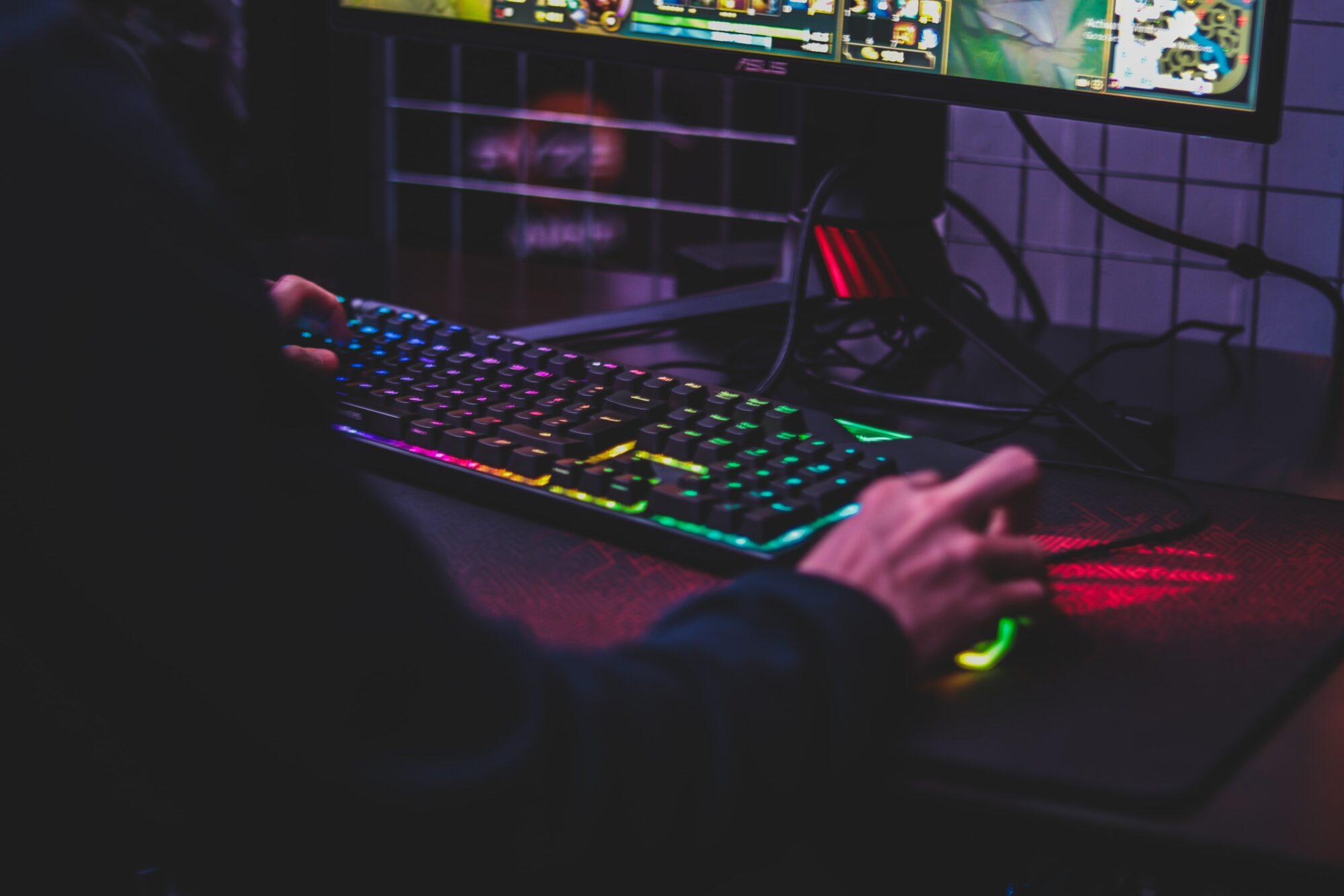 Sådan vælger du den rette gamer PC